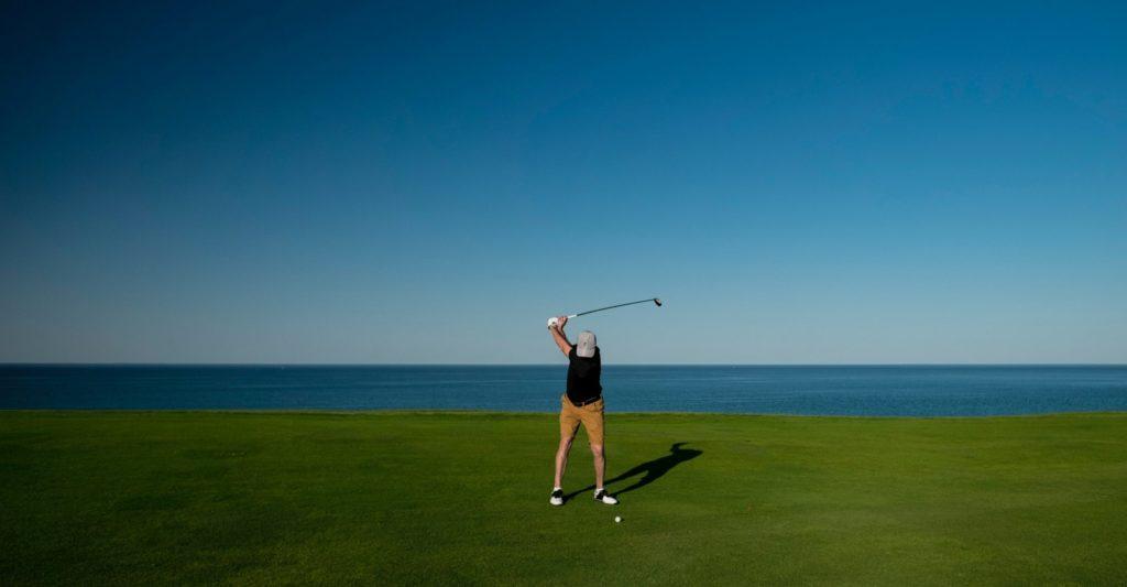 golf break in the UK
