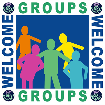 Groups Welcome Scotland