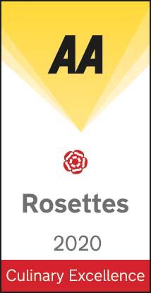 One AA Rosette